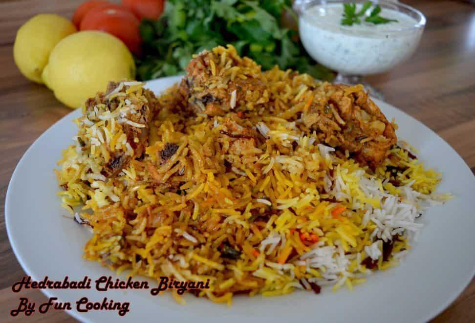Hyderabadi Chicken Bir...
