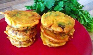 Aloo Palak Kabab(Potato Spinach Kabab)