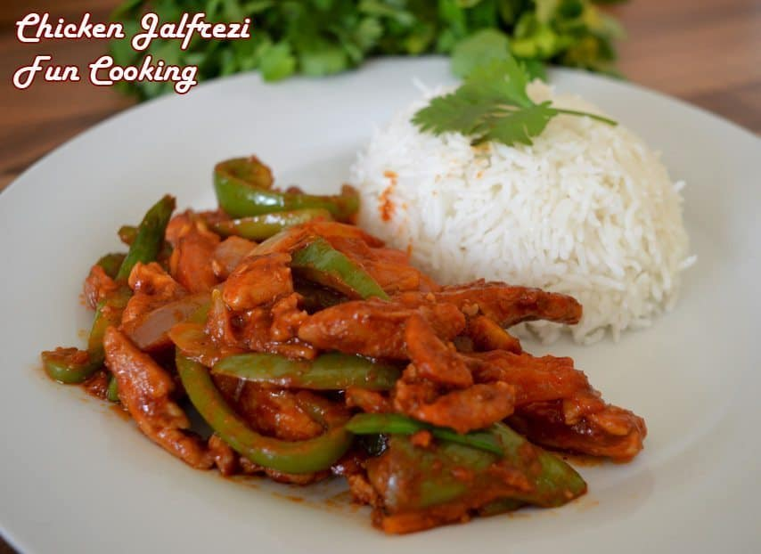 chicken jalfrezi 4
