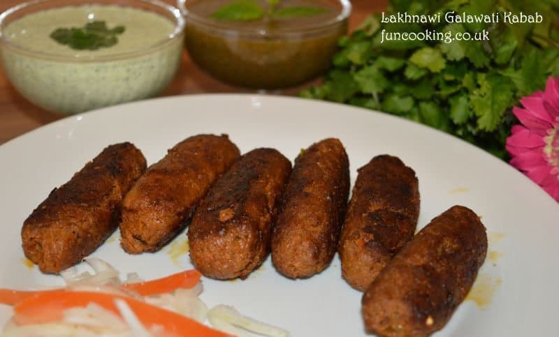 I am serving these with 2 dips... Tamarind mint chatni/yogurt mint raita....you can make any 1 or both. Both dips recipe link is above in ingredients list.