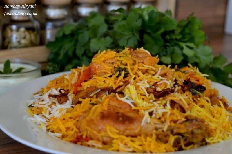 Bombay Biryani Chicken 88