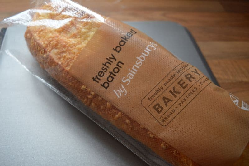 6. I am using this freshly baked cheese baton and it is very important to get the perfect taste in it.