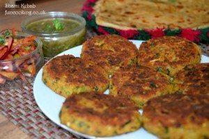 Shami Kebab 78