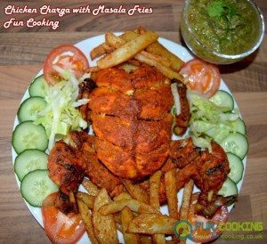 chicken charga