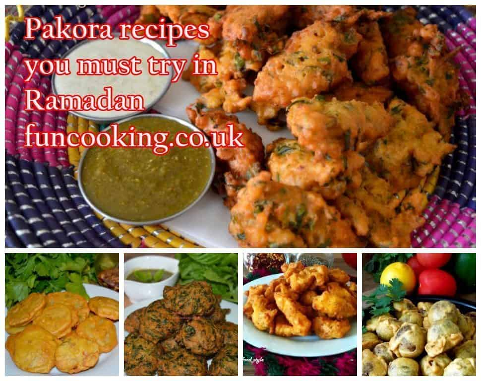 Pakora recipes you must try in Ramadan