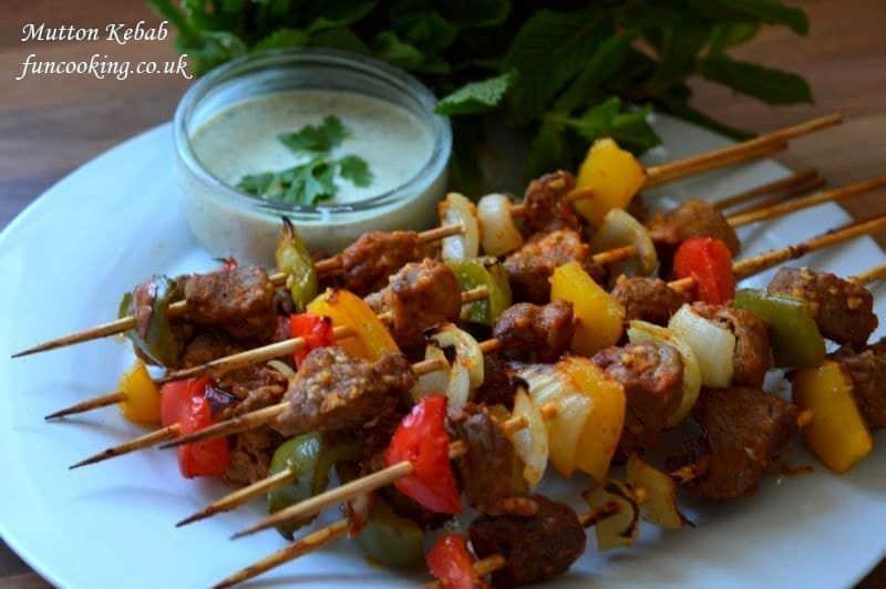 mutton kebab