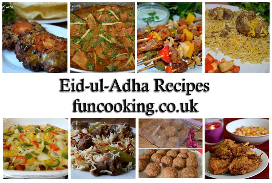 Bakra eid Eid-ul-adha recipes