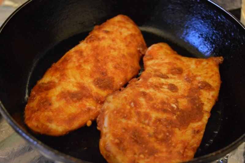 Maxicana cheddar chicken burger