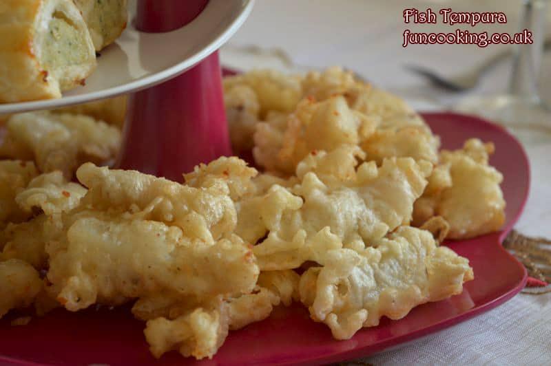 fish tempura