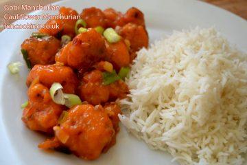 gobi cauliflower manchurian