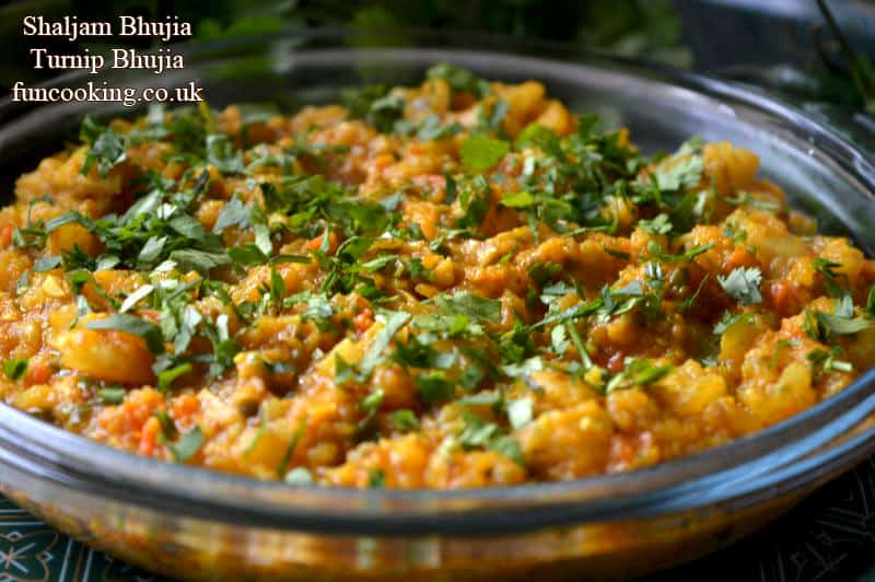 Shaljam/Turnip Bhujia