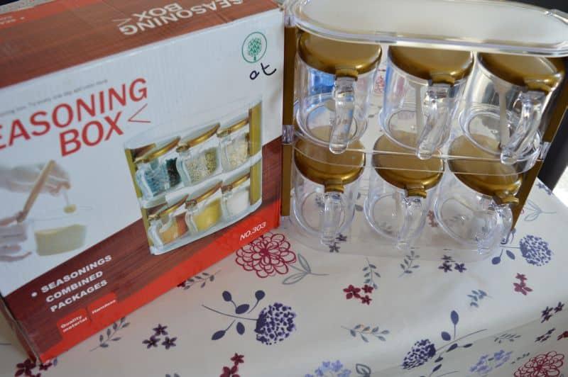 Seasoning Box