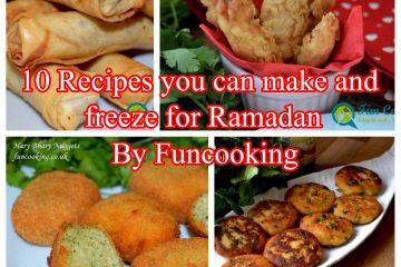 ramadan recipes you can freeze