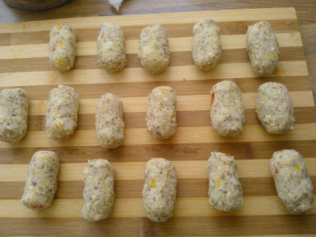 chicken mushroom crocate 13