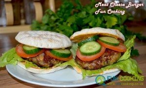 Meat Cheese Burger