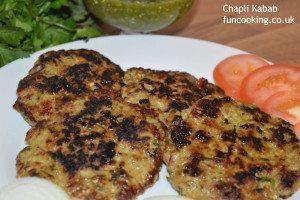 Chapli Kabab 113