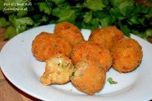 Fish and Cheese balls 333