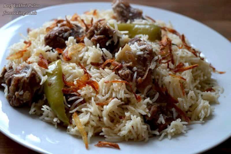 Beef Yakhni Pulao 68