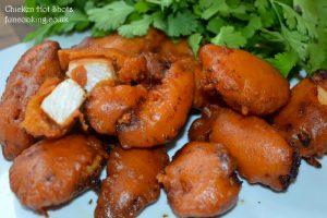 chicken hot shots