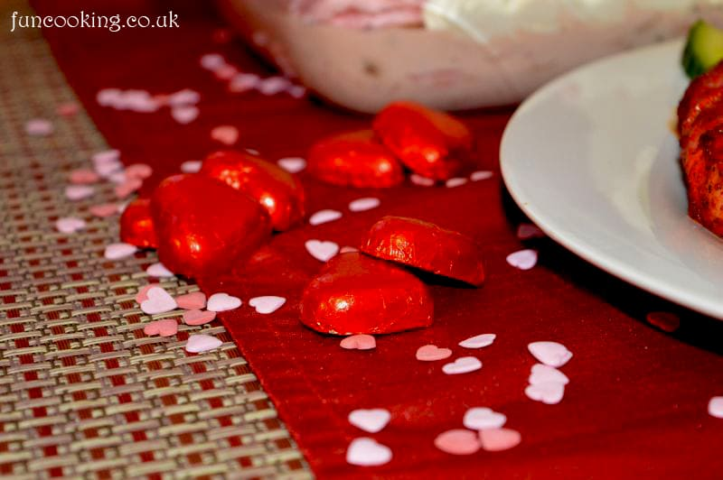 Valentines day food menu 89