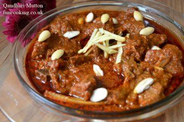 qandhari mutton