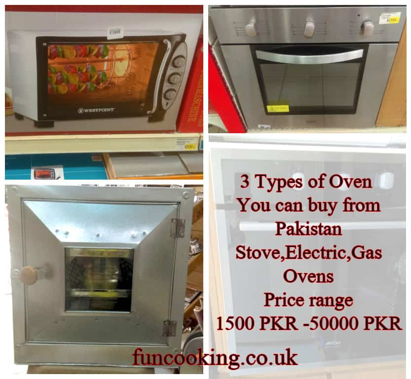 oven you can buy from pakistan