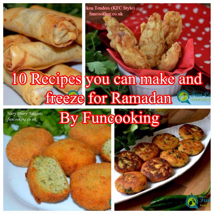 Ramadan recipes easy healthy frozen ramadan recipes pin it on pinterest forumfinder Images