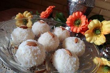 Coconut ladu