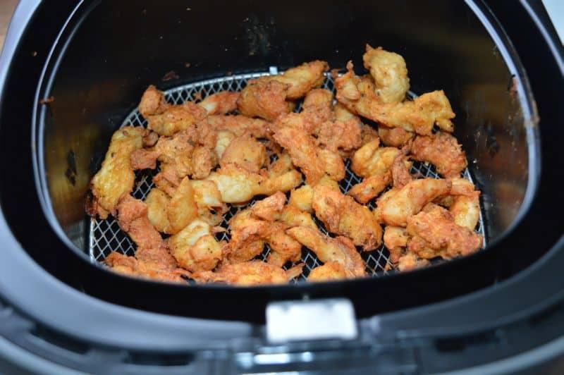 chicken tenders air fryer