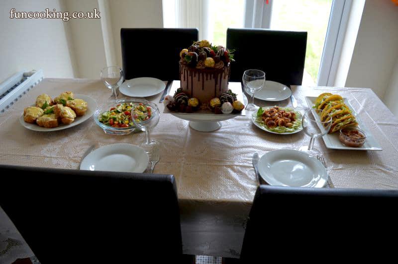 birthday lunch ideas