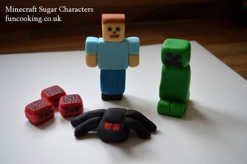 minecraft sugar characters