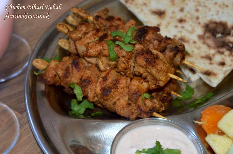 Chicken bihari kebab