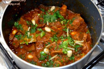 mutton badami curry