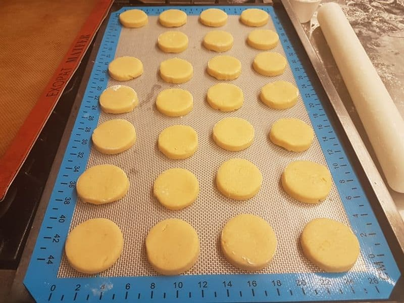 English shortbread biscuits