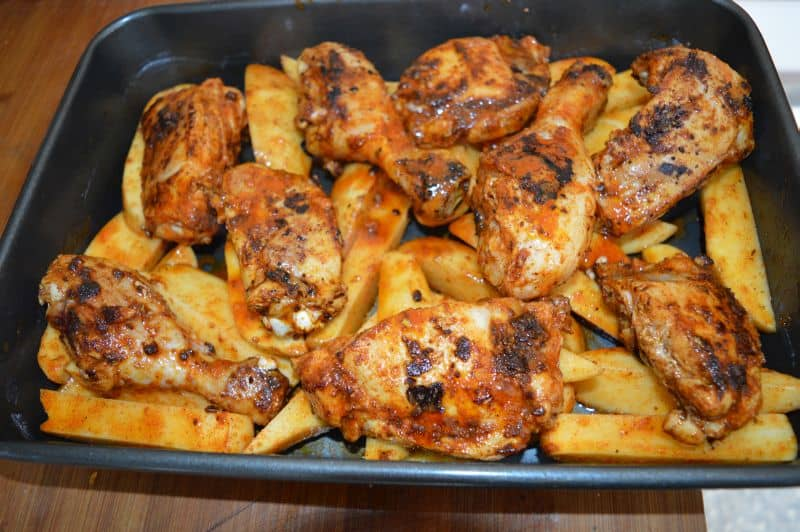 Fajita Chicken Roast