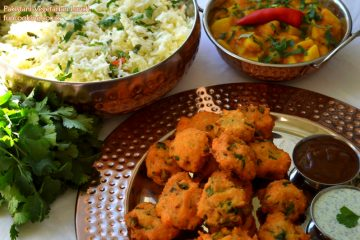 pakistani vegetarian lunch