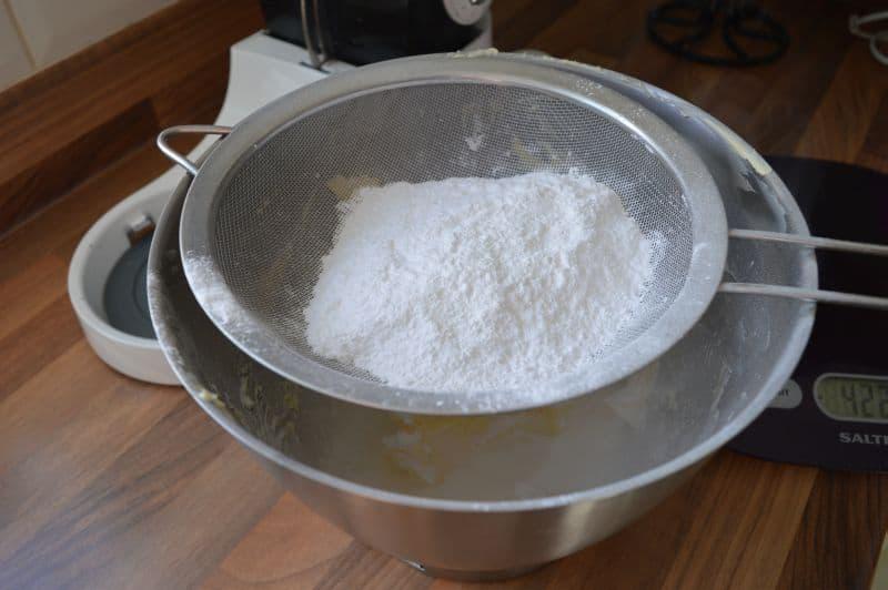 Vanilla buttercream