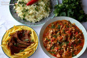 thai lunch ideas