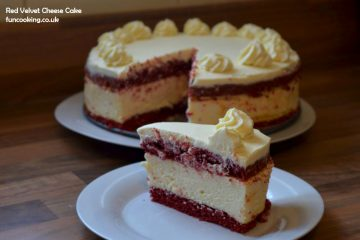 Red Velvet Cheese Cake