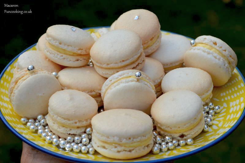 Macaron Recipe 50 Fun Cooking